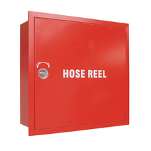 Recessed Type Fire Hose Reel Cabinet