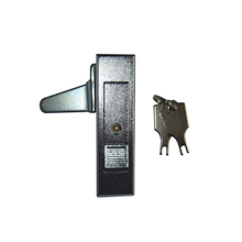 Fire box square lock